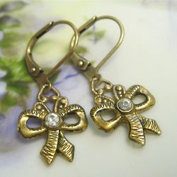 Candleford Ribbon Earrings
