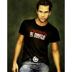 Dane Cook Oil Painting Limited Editions Print