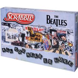 Scrabble the Beatles Edition