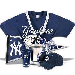 New York Yankees Classic Gift Basket
