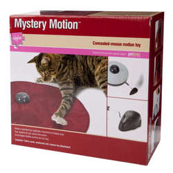 Mystery Motion Concealed Mouse Cat Toy