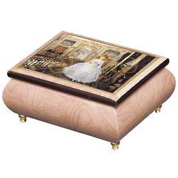 Victorian Lady Art Musical Box