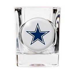 Personalized Dallas Cowboys Shot Glass