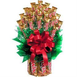 Twix Candy Bouquet