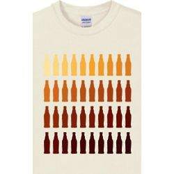 Beer Color Guide T-Shirt