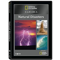 National Geographic Classics Natural Disasters DVD Collection