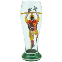 Football Pilsner Glass