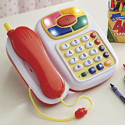 Talking Toy Phone