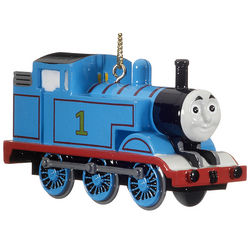 Personalized Thomas the Tank Engine Christmas Ornament