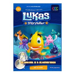 Lukas Storyteller: Episodes 1 & 2 DVD