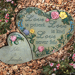 Love Is Patient... Stepping Stones