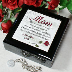 My Mother Personalized Wooden Box