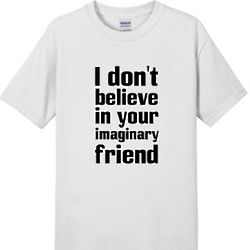 Imaginary Friend Men's T-Shirt