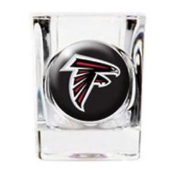 Personalized Atlanta Falcons Shot Glass