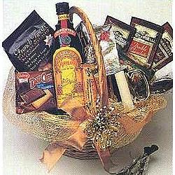 New Home Kahlua Gift Basket