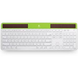 Solar Keyboard K750 for Mac in Green