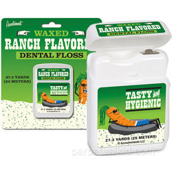 Ranch Flavored Dental Floss