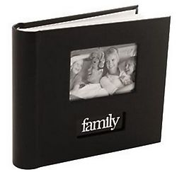 Family Memories Picture Album