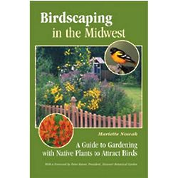 Birdscaping in the Midwest Book