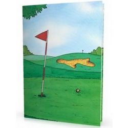 My Golf Adventure Personalized Book