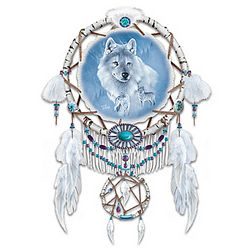 Dream Guardians Dreamcatcher Wall Decor