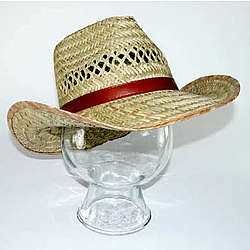 Casual Rush Straw Outback Hat