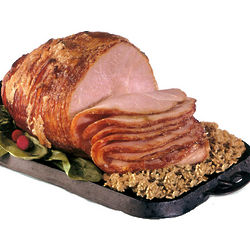 Small Sliced Honey Glazed Smoked Turkey Breast