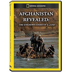Afghanistan Revealed DVD