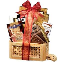 Gourmet Mother's Day Chocolate Gift Basket