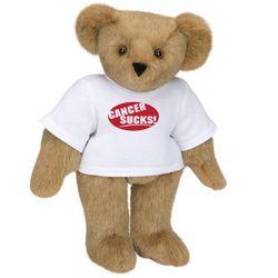Cancer Sucks! Teddy Bear