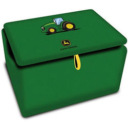 John Deere Kid's Toy Storage Box