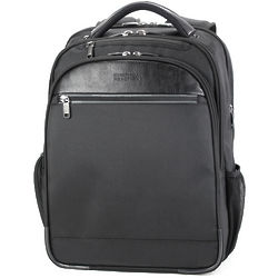 Easy To Remember EZ Scan Black Laptop Backpack