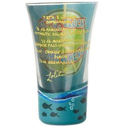 It's 5 O'Clock Somewhere Margaritaville Shot Glass