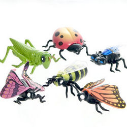 Insect Finger Puppet