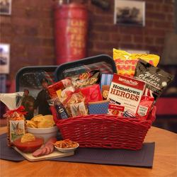 Hometown Heroes Gift Basket