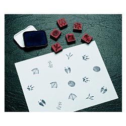 Animal Tracks Stamp