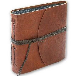 Handcrafted Leather 10X10 Photo Album