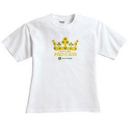 John Deere Barnyard Princess T-Shirt