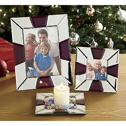Picture Frames and Candle Tray