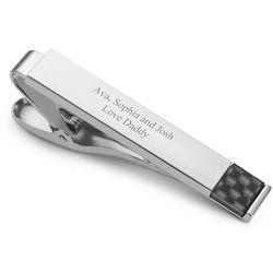 Carbon Fiber Tie Clip