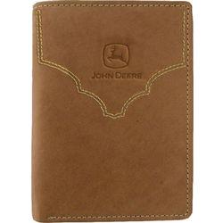 John Deere Apache Tri-Fold Wallet
