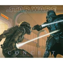 Star Wars Art: Concept Book