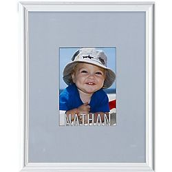 Personalized Baby Name Photo Frame