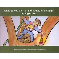 What Do You Do in the Middle of the Night? Book