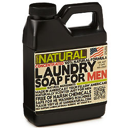 Men's Laundry Soap