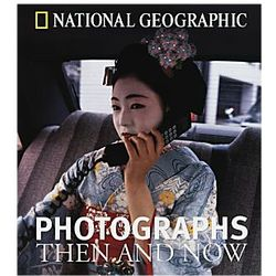 Photographs Then and Now Book