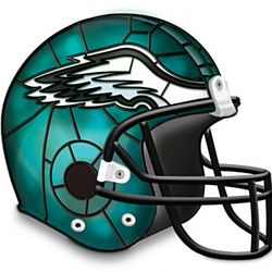 NFL Philadelphia Eagles Accent Helmet Lamp