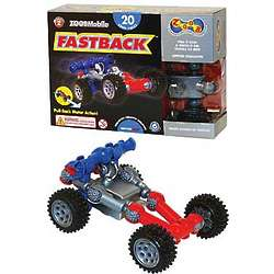 Fastback Building Car Toy