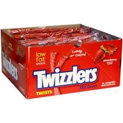 Twizzlers Licorice Bulk Box