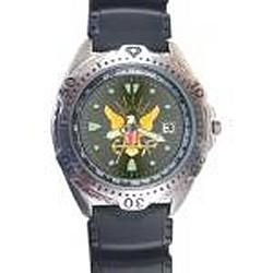 US Navy Eagle Divers Quartz Watch